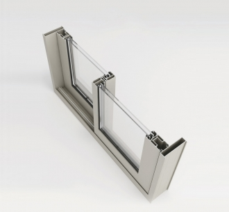 ND115LS | Lift - Sliding door 2 rails