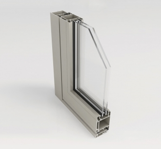 ND55OU | Casement door open out