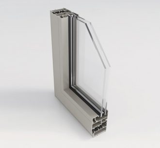 NW55IN | Casement window open in/ tilt and turn