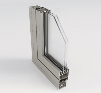 NW55OU | Casement window open out